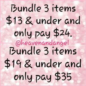 💖 Bundle Sale 💖